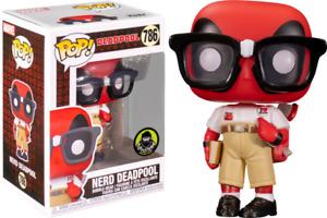 Nerd Deadpool 30th Funko Pop Vinyl New in Box