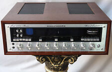 Audiophiler Marantz 4400 Scope Quadradial Highend Receiver im neuen Woodcase