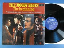 MOODY BLUES  THE BEGINNING Decca 73 Dutch LP nr EX