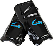 Macho Genesis Shin Guards - Long - Black