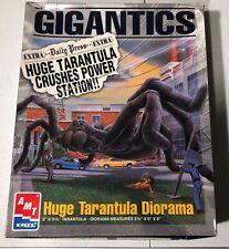 AMT Gigantics Huge Tarantula Diorama Open Model Kit 'Sullys Hobbies'