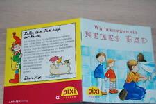 Sonder Pixi Buch: Wir bekommen ein neues Bad