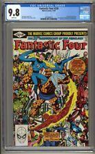 Fantastic Four #236 CGC 9.8 20th Anniversary Issue John Byrne Cover HIGHEST 1981