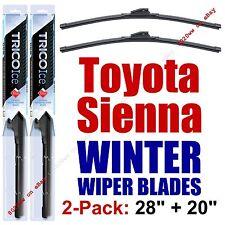 2011+ Toyota Sienna WINTER Wipers 2-Pk Premium Winter Beam Blades 35280/200