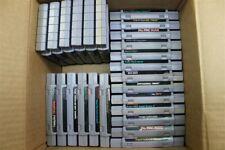 SNES Super Nintendo Lot Of 25 Games- Super High Impact, Ms Pac-Man, Super Mario