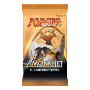 Magic the Gathering AMONKHET Booster Pack x 1