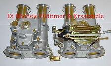 40 DCOE, 45 DCOE, 48, 50-55 DCO Weber Vergaser Universal Gas Ansteuerung Oben