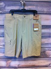 "Men's Patagonia Quandary Shorts color El Cap Khaki size 10"" Inseam waist 38"