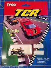 Tyco TCR Slot Car Pit Kit NIB hop up parts Mid-America Raceway 6688