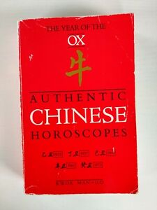 Authentic Chinese Horoscopes: The Year of the Ox  Kwok Man-Ho (Paperback, 1987)