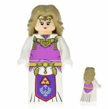 Legend of Zelda Princess Zelda   Mini Figure with Stand  Free UK Postage