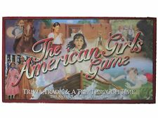 The American Girls Game Trivia Trade & a Trip Through Time Board Game Complete