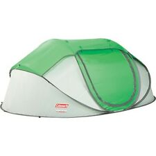 Coleman 4 Person Pop up Tent - Near at Around Half