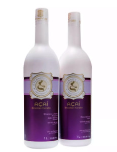 Eternity Liss Acai Brazilian Keratin Hair Smoothing Treatment 1000ml 33.81 fl.oz