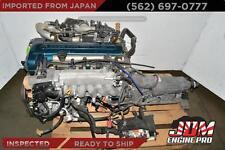 JDM Toyota 2JZ VVTI Engine Twin Turbo 3.0L 6 Cylinder Supra Aristo GS300 2JZGTE