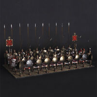 Tin Soldiers,54mm, Macedonian phalanx, 40 painted figures, collection painting.