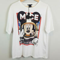 ZARA X DISNEY | Womens Mickey Mouse T-shirt Top NEW [ Size M or AU 12 / US 8 ]