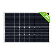 120W 18V Mono Solar Panel A class battery charge for Caravan Boat Home off grid