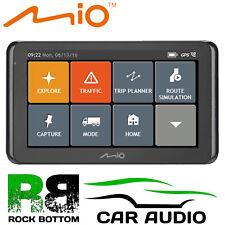 """MIO SPIRIT 8670LM TRUCK 6.2"""" Bluetooth Fleet/Truck GPS Sat Nav Truck Mode"""