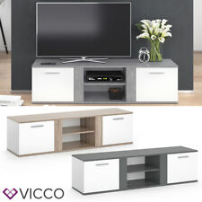 VICCO TV Lowboard NOVELLI 155 cm Sideboard Fernsehschrank Fernsehtisch