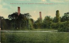 A View Of Phelp's Ruins On The Road To Hackensack, Englewood, New Jersey NJ 1912