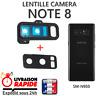 Vitre arrière appareil photo Samsung Galaxy Note 8 Rear Back Camera Glass Lens