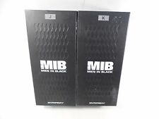 SET OF BRAND NEW ENTERBAY MEN IN BLACK 3 K & J 1:6 SCALE FIGURES WILL SMITH MIB