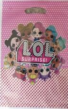 LOL SURPRISE LOLLY LOOT BAGS 10 PACK FAVOUR BIRTHDAY PARTY L.O.L SURPRISE! BAG