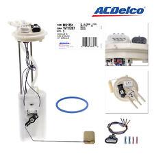 AcDelco Fuel Pump Module MU1751 For Chevrolet GMC Isuzu S10 Sonoma Hombre 97-02