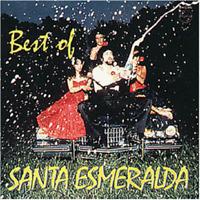 SANTA ESMERALDA - BEST OF SANTA ESMERALDA  CD  6 TRACKS INTERNATIONAL POP  NEW