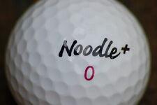 24 Maxfli Noodle Golf Balls.  Long and Soft!!