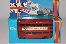 Lonestar Toys Routemaster Bus - London Bus Advertising, Boxed Original