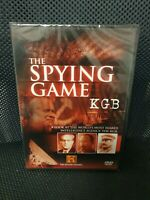 The Spying Game - The KGB (2005) - Region 0 (All) DVD - FREE UK 2nd CLASS P&P