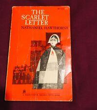 The Scarlet Letter, Nathaniel Hawthorne, 1967, W-226, Paperback
