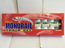 Disney's Monorail Train Set Vintage In Box Rare Disney