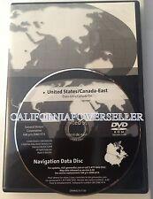 Cadillac Corvette GM Navigation DVD # 20861474 - Version 6.00 East - 2010 Update