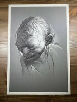 Gollum Lord of The Rings By Gabz Variant Edition Mondo Art Print Poster XX/50