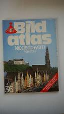 HB Bildatlas Nr. 36 Niederbayern - Hallertau