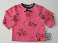 New FRANNIE FLOWERS Size 6M Pink Long Sleeve Shirt