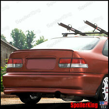 Rear Trunk Lip Spoiler Wing (Fits: Honda Civic 1996-00 2dr / 4dr) SpoilerKing