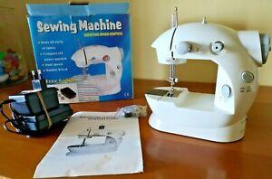 Mini macchina da cucire elettrica