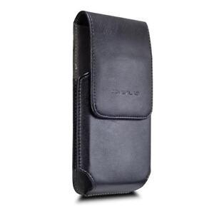 Google Pixel XL, Pixel 2 XL, 3 XL Case, Leather Belt Clip Holster Pouch Cover vp