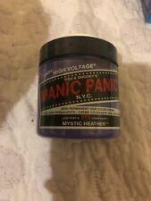 MANIC PANIC Classic Semi-Permanent VEGAN Hair Dye Color Mystic Heather 4 Oz NEW