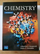 Chemistry 3rd edition: An Introduction to Organic, Inorganic and Physical Chem..