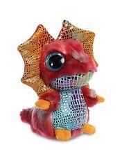 "Aurora ~ Yoohoo & Friends ~  LOUEE (Frilled Lizard) ~ 5""  ~ Soft Toy ~ Plush"