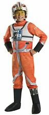 Rubie's Costume Kids Classic Star Wars Deluxe X Wing Fighter Pilot Costume