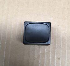 Saab 900 9000 OEM Blank Dash Insert Square Button Switch Trim 9568122