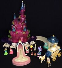 Polly Pocket Mini 💛  1995 - The Cinderella Castle Schloß Aschenputtel  (3)