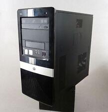 Hp Pro 3005 Desktop Computer Dual Core 3.0Ghz 4Gb 320Gb Windows 10 Dvd Hpb3005-1