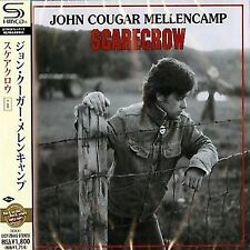 JOHN COUGAR MELLENCAMP - SCARECROW - JAPAN JEWEL CASE SHM - CD UICY-20445